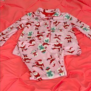 Christmas Pajamas! Toddler Girls!